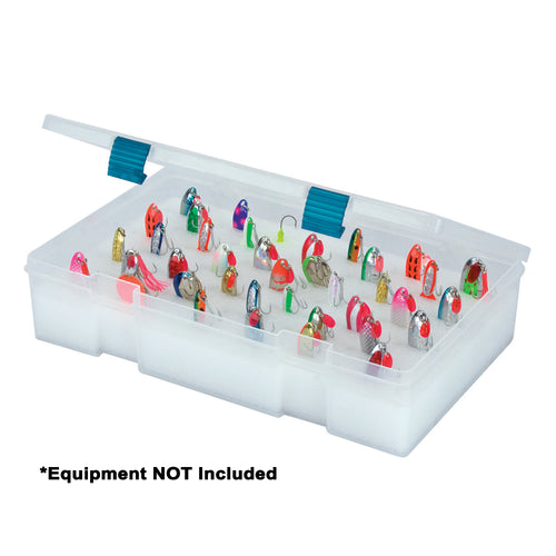 Plano ProLatch Spoon Box - Clear [2373121]-Plano-Point Supplies Inc.