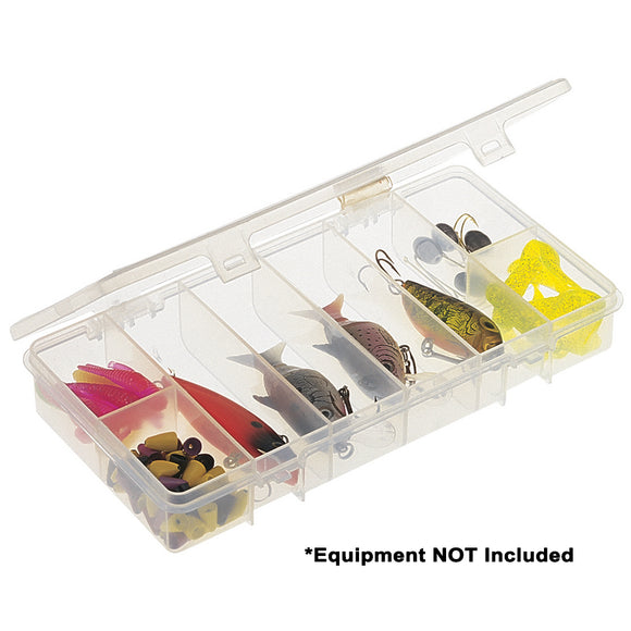 Plano Eight-Compartment Stowaway 3400 - Clear [345028] - Point Supplies Inc.