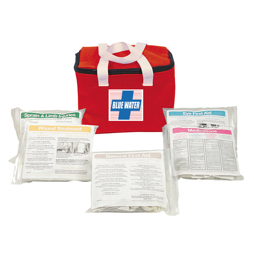 Orion Blue Water First Aid Kit - Soft Case [841]-Orion-Point Supplies Inc.