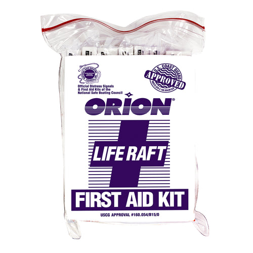 Orion Life Raft First Aid Kit [810]-Orion-Point Supplies Inc.