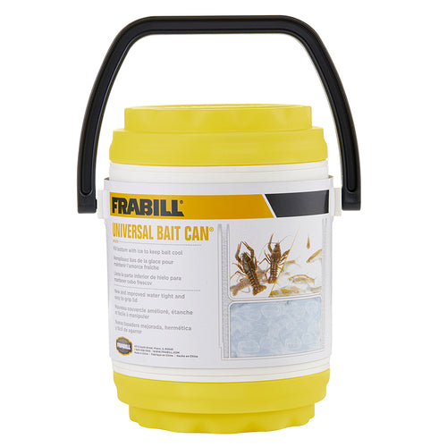 Frabill Universal Bait Can [4508]-Frabill-Point Supplies Inc.