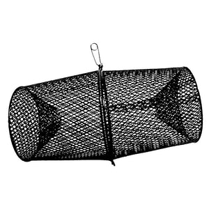"Frabill Torpedo Trap - Black Crayfish Trap - 10"" x 9.75"" x 9"" [1272] - Point Supplies Inc."