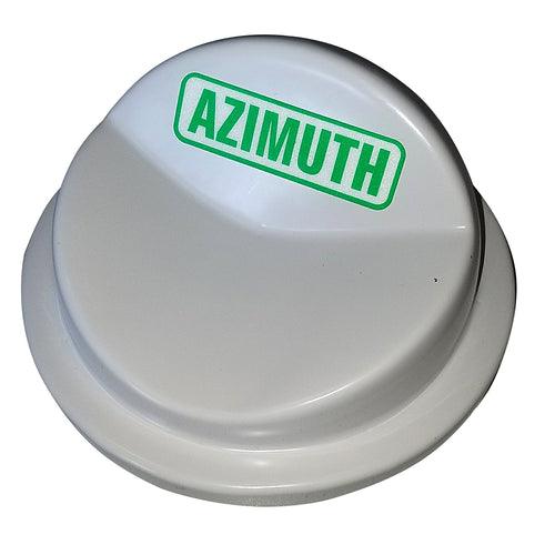 KVH Azimuth 1000 Display Cover - White [02-0422] - point-supplies.myshopify.com