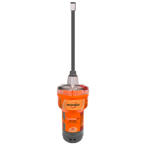 McMurdo G8 SmartFind Auto - Category 1 - GNSS [23-001-502A] - Point Supplies Inc.