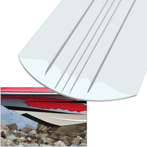 Megaware KeelGuard - 7 - White [20107] - Point Supplies Inc.