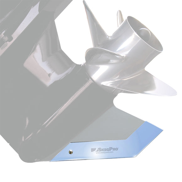 Megaware SkegPro 02656 Stainless Steel Skeg Protector [02656] - Point Supplies Inc.
