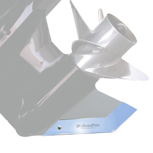 Megaware SkegPro 02669 Stainless Steel Skeg Protector [02669] - Point Supplies Inc.