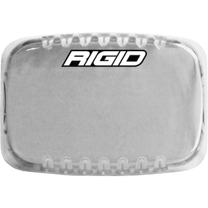 RIGID Industries SR-M Series Lens Cover - Clear [301923] - Point Supplies Inc.