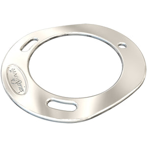 Mate Series Stainless Steel Backing Plate [CBP] - Point Supplies Inc.