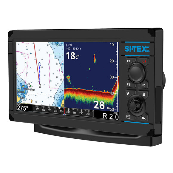 SI-TEX NavPro 900F w/Wifi  Built-In CHIRP - Includes Internal GPS Receiver/Antenna [NAVPRO900F] - Point Supplies Inc.