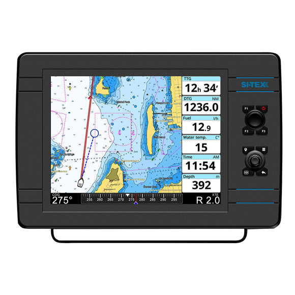 SI-TEX NavPro 1200F w/Wifi  Built-In CHIRP - Includes Internal GPS Receiver/Antenna [NAVPRO1200F] - Point Supplies Inc.