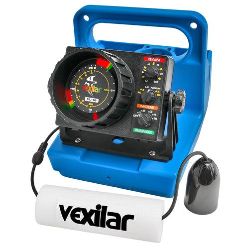 Vexilar FL-18 Genz Pack w-12 Ice Ducer [GP1812] - point-supplies.myshopify.com