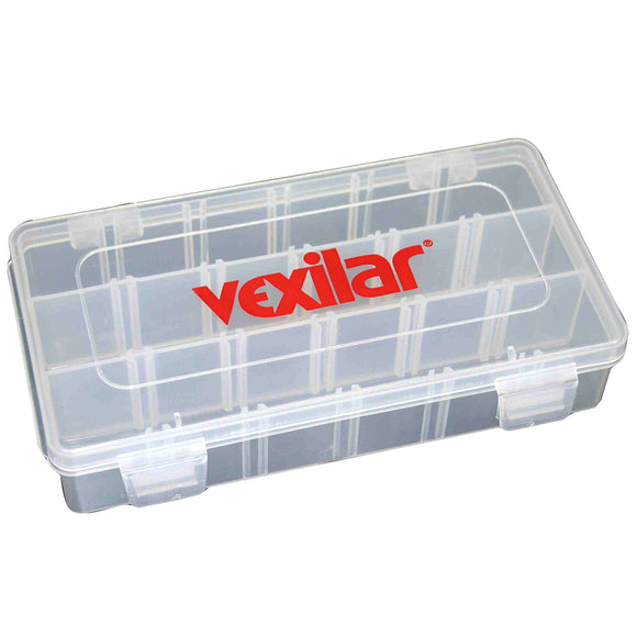 Vexilar Tackle Box Only f-Ultra  Pro Pack Ice System [TKB100] - point-supplies.myshopify.com