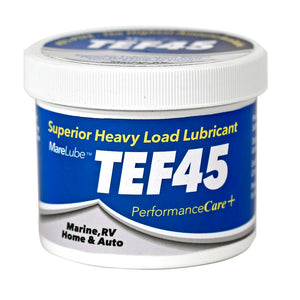 Forespar MareLube TEF45 Max PTFE Heavy Load Lubricant - 4 oz. [770067] - point-supplies.myshopify.com