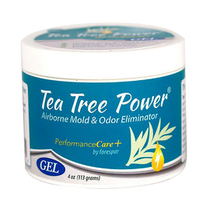 Forespar Tea Tree Power Gel - 4oz [770202] - Point Supplies Inc.