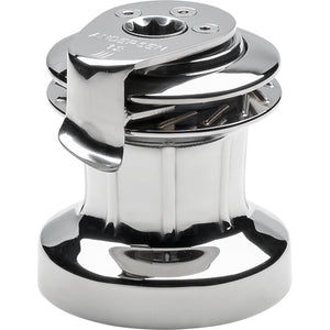 ANDERSEN 12 ST FS Self-Tailing Manual Single Speed Winch - Full Stainless [RA2012010000] - Point Supplies Inc.