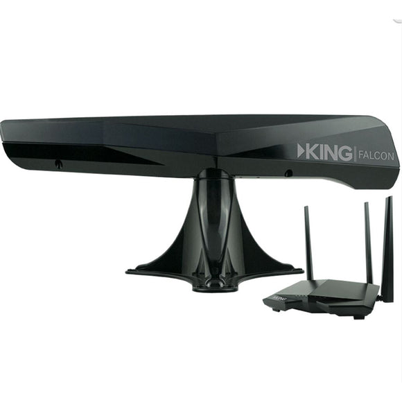 KING Falcon Directional Wi-Fi Extender - Black [KF1001] - Point Supplies Inc.