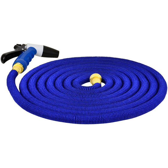 HoseCoil Expandable 50 Hose w/Nozzle  Bag [HCE50K] - Point Supplies Inc.