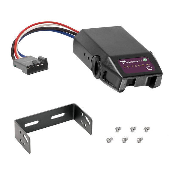 Tekonsha Voyager Electronic Brake Control Proportional [9030] - Point Supplies Inc.
