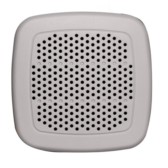 Poly-Planar Spa Speaker - Light Gray [SB44G2] - Point Supplies Inc.