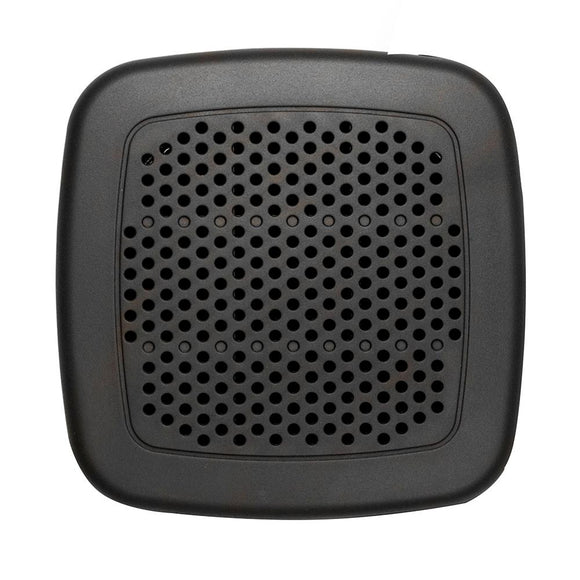 Poly-Planar Spa Speaker - Dark Grey [SB44G1] - Point Supplies Inc.