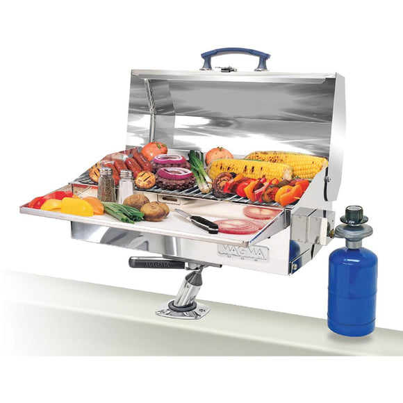 Magma Cabo Adventurer Marine Series Gas Grill [A10-703] - Point Supplies Inc.