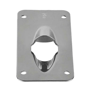 "Schaefer Halyard Exit Plate f/Up To 3/4"" Line - Flat [34-48] - Point Supplies Inc."