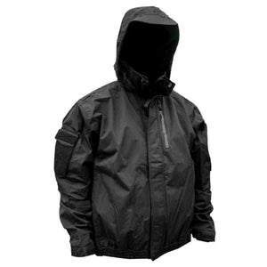 First Watch H20 Tac Jacket - Medium - Black [MVP-J-BK-M] - Point Supplies Inc.