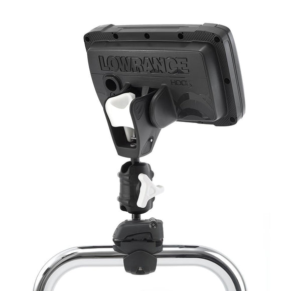 Scanstrut ROKK Mini Pro Mount Kit w/Rail Clamp f/Lowrance HOOK2 [RLS-521-402] - Point Supplies Inc.