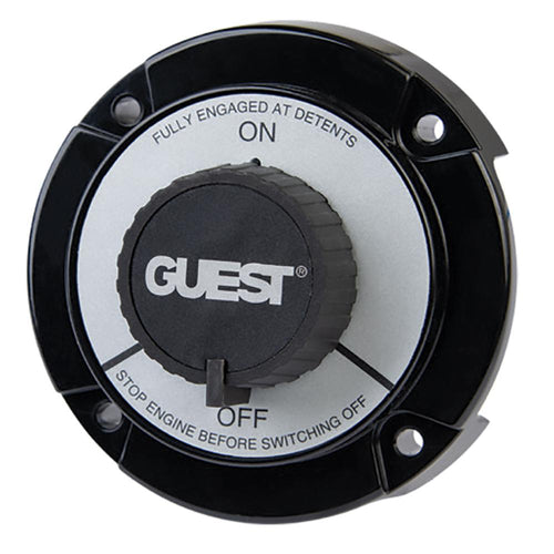 Guest 2112A Battery On-Off Switch Universal Mount w-o AFD [2112A] - point-supplies.myshopify.com