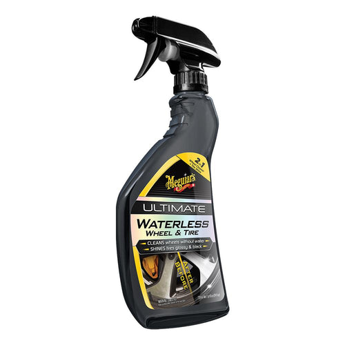 Meguiars Ultimate Waterless All Wheel Tire - 24oz. *Case of 6* [G190424CASE]-Meguiar's-Point Supplies Inc.