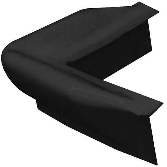 Dock Edge Dock Bumper Corner Dock Guard - Black [DE73104F] - Point Supplies Inc.