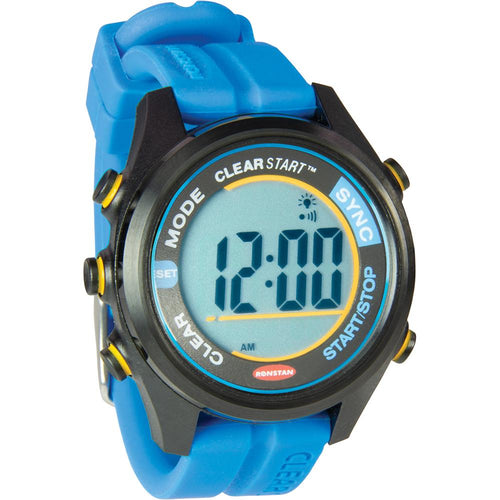 Ronstan ClearStart 40mm Sailing Watch- Blue [RF4054B]-Ronstan-Point Supplies Inc.