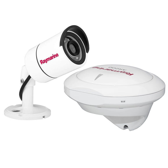 Raymarine CAM210 Augmented Reality Pack w/AR200  CAM210 [T70452] - Point Supplies Inc.