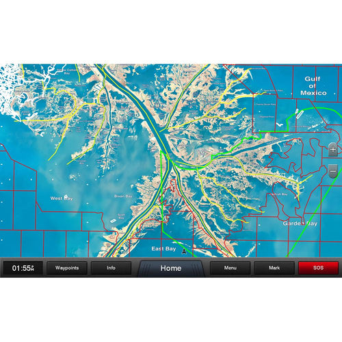 Garmin Standard Mapping - Louisiana One Professional microSD-SD card [010-C1164-00]-Garmin-Point Supplies Inc.