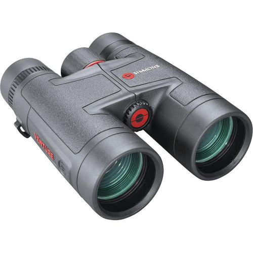 Simmons Venture Folding Roof Prism Binocular - 10 x 42 [8971042R] - point-supplies.myshopify.com