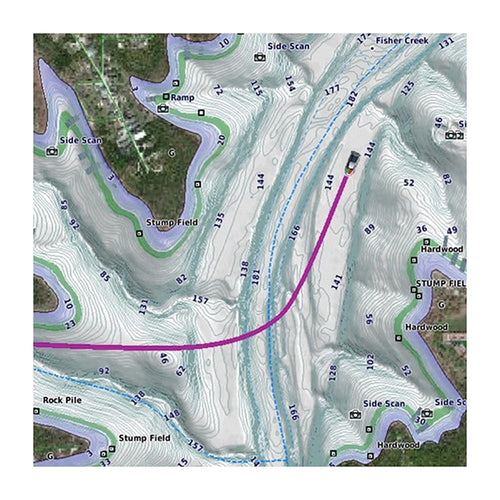 Garmin LakeV g3 Ultra U.S. - West [010-C1205-00]-Garmin-Point Supplies Inc.