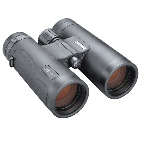 Bushnell 8x42mm Engage Binocular - Black Roof Prism ED/FMC/UWB [BEN842] - Point Supplies Inc.