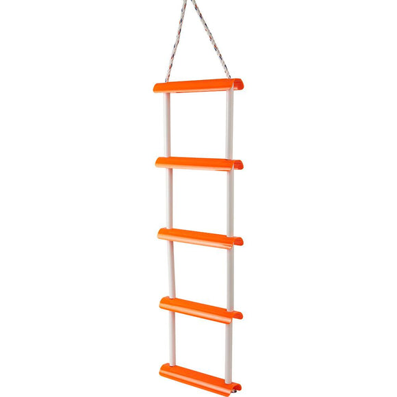 Sea-Dog Folding Ladder - 5 Step [582501-1] - Point Supplies Inc.