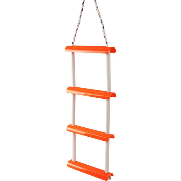 Sea-Dog Folding Ladder - 4 Step [582502-1] - Point Supplies Inc.