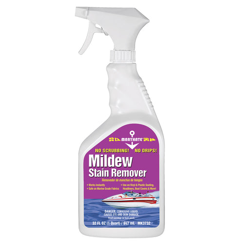 MARYKATE Mildew Stain Remover - 32oz [1007604]-MARYKATE-Point Supplies Inc.
