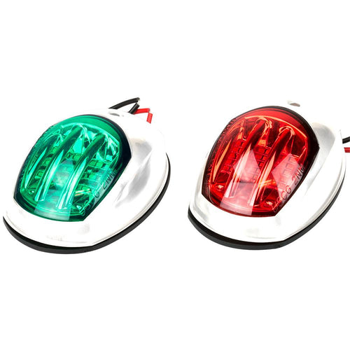 Sea-Dog White LED Navigation Lights - Port Starboard [400071-1]-Sea-Dog-Point Supplies Inc.