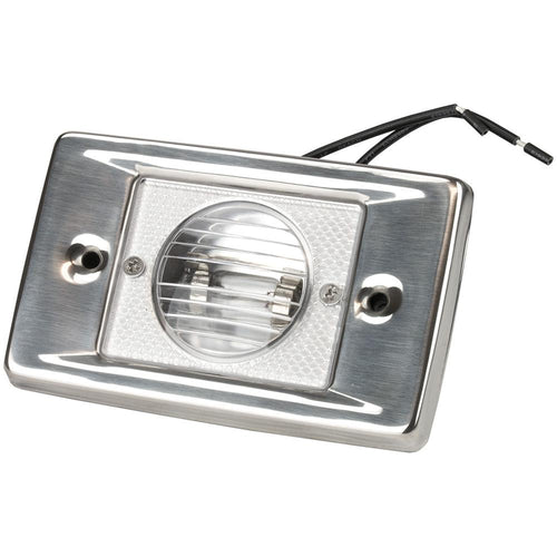 Sea-Dog Stainless Steel Rectangular Transom Light [400136-1]-Sea-Dog-Point Supplies Inc.