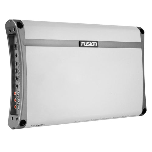 FUSION MS-AM504 4-Channel Marine Amplifier - 500W [010-01500-00] - point-supplies.myshopify.com