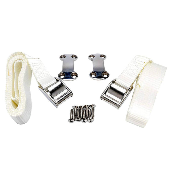 Kuuma Cooler Tie Kit [51960] - Point Supplies Inc.