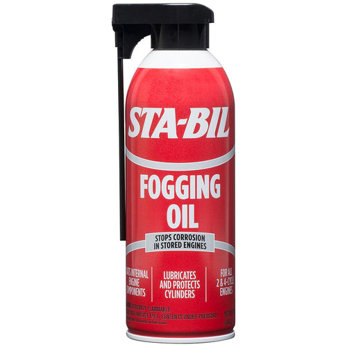 STA-BIL Fogging Oil - 12oz *Case of 6* [22001CASE]-STA-BIL-Point Supplies Inc.