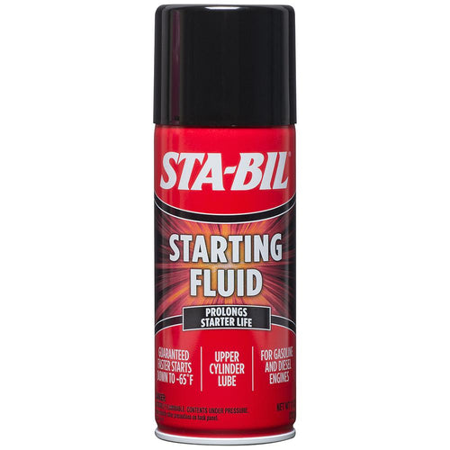 STA-BIL Starting Fluid - 11oz *Case of 6* [22004CASE]-STA-BIL-Point Supplies Inc.