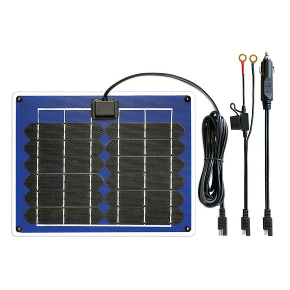 Samlex 10W Battery Maintainer Portable SunCharger [SC-10] - Point Supplies Inc.