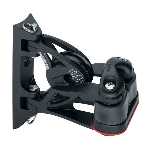 Harken 40mm Pivoting Lead Block - Carbo-Cam Cleat [2157]
