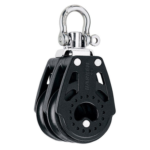 Harken 40mm Carbo Air Double Swivel Block [2638]